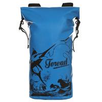 探路者春夏新款户外钓鱼背包20升全防水时尚防水包
