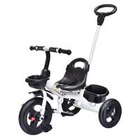 酷腾 儿童三轮车脚踏车小孩车子幼儿平衡滑步车自行车儿童车溜娃神器