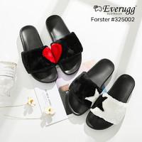 澳洲雪地靴品牌Everugg2019春夏新款女鞋毛毛拖鞋32500202