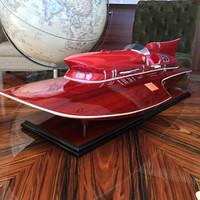 历史低价:翱天下 Arno Xi法拉利赛艇 1:8模型