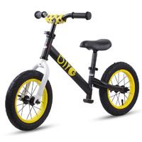 优贝钢架2-3-6岁儿童平衡车滑步车宝宝/小孩玩具溜溜车滑行学步