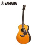 Yamaha/雅马哈 FG830单板民谣木吉他FG/FS830吉它指弹41/40寸