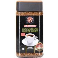 马来西亚进口 益昌 哥伦比亚风味冻干速溶黑咖啡 特浓纯咖啡粉 瓶装 100g