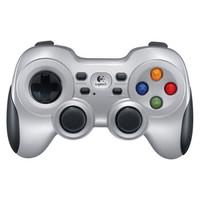 罗技(G) F710无线双震动马达游戏手柄 灰色