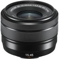 FUJIFILM 富士 15-45mm 相机镜头 黑色(拆机版)
