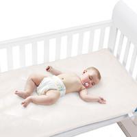 京东PLUS会员 : AUSTTBABY 婴儿床褥垫 婴儿床垫子宝宝被子垫被新生儿褥子 120*65cm *2件