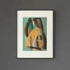 北欧表情/百年经典正版装饰画/抽象艺术色彩挂画Arthur Dove5款