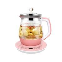 韩伟玻璃电热烧水壶泡茶专用全自动断电家用保温一体透明煮茶器壶