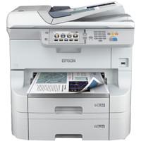 EPSON 爱普生 WF-8593 A3 彩色数码复合机