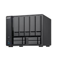 QNAP威联通TS-932X 2G 9盘位 10G SFP+万兆 NAS网络存储器
