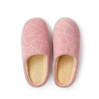 新款秋冬棉拖鞋男女