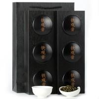 朴郁 茶叶 安溪铁观音清香型兰花香型乌龙茶礼盒装504g(252g*2盒)