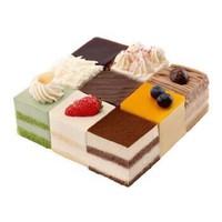 Best Cake 贝思客 拼装蛋糕 九重奏生日蛋糕 2.5磅