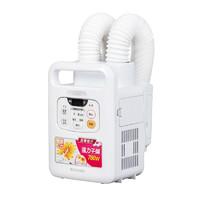 日本爱丽思衣架衣服烘干机家用速干衣小型婴儿风干器暖被子爱丽丝