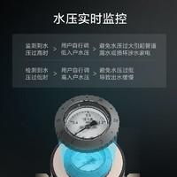 格力前置过滤器家用全屋自来水反冲洗净水器中央净水机WTE-QZBW04