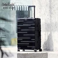 INTERIGHT 铝框拉杆旅行箱 20英寸