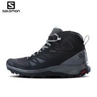 山脉户外 salomon萨洛蒙 男女款中帮登山徒步鞋OUTline Mid GTX