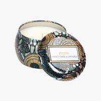 VOLUSPA  Japonica山茶花系列香薰蜡烛 小装饰罐铁罐 113g 法国杜松与薰衣草