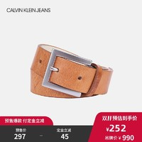 CK JEANS 经典款 男士两面用皮带 HC0445D7700