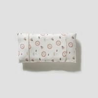 儿童枕头 卡通宝宝枕头 1-3-6岁 小孩幼儿园枕头 纯棉 四季通用 涂鸦狮子 *2件