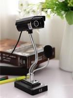 电脑高清摄像头笔记本台式带麦克风话筒孩子学生网课网络课程直播视频录制usb免驱yy主播人像采集1080p夜视