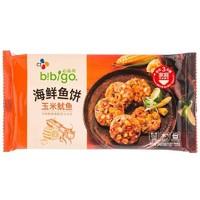必品阁海鲜鱼饼(玉米鱿鱼)240g