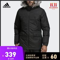 阿迪達斯官網adidas SDP Jacket Fur男裝戶外運動中棉夾克外套CF0879 如圖 XL