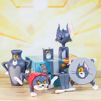小编精选 : 猫和老鼠 汤姆猫杰瑞 单款盲盒 随机1款
