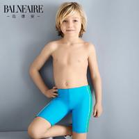 【双11抢先购】范德安 2019新款儿童泳衣男童平角游泳裤温泉五分裤儿童泳裤