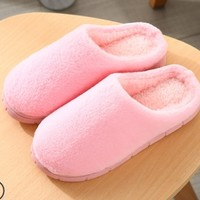 小甜瓜 棉拖鞋 多色可选