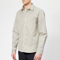 银联专享:A.P.C. Surchemise David 男款休闲衬衫