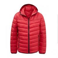 美特斯邦威 男士棉服 冬裝外套男士輕薄棉服夾克外套