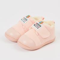 洛米笛诺 宝宝加绒运动鞋