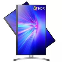 LG 27UL650 27英寸 IPS显示器(4K、HDR400、FreeSync)