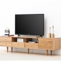双11预售 : 原始原素 B3083 北欧纯全实木电视柜 1.5m单抽两门