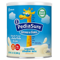 Abbott 美国雅培 小安素婴幼儿儿童营养奶粉 (2岁以上) 香草味 400g/罐