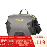 MARMOT/土拨鼠 D8614G25613 斜挎包 挎包 容积8升 19秋冬新品1 1451(浅灰) 00