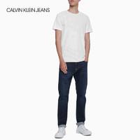 Calvin Klein 卡尔文·克莱 J312673 男士印花圆领T恤