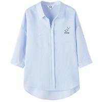 Puella 20014272 雪纺衬衫 *4件