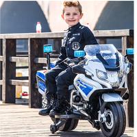 骑达 宝马授权 儿童电动摩托车