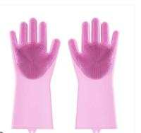 Beaut 美之扣 加绒硅胶隔热手套