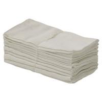 MUJI无印良品 落棉抹布 12块一组