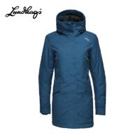 2019户外新品棉衣女士中长款大码保暖加厚外套
