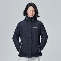 (Columbia)哥伦比亚 抓绒冲锋衣 防风防水热能反射保暖 WR0919