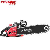 万克士(ValueMax)V126002 家用大功率电链锯木工伐木锯手电锯电动园林工具户外切割机