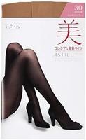 ATSUGI 厚木 紧身裤袜 ASTIGU  高级发热紧身裤袜 30D〈3双装〉