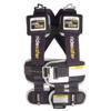 进口美国RideSafer艾适Delight儿童穿戴式便携简易安全座椅增高垫3-12岁大黑 顺丰速运