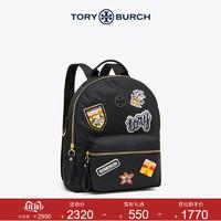 TORY BURCH 汤丽柏琦 TILDA中号 尼龙布 拉链双肩包女包 60079