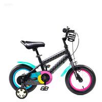 gb好孩子 儿童自行车 男女款 小孩单车12/14/16寸山地越野车GB1456Q-H-R202H 14寸黑色