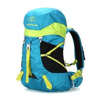 EUSEBIO旅游包户外双肩包女旅游背包骑行包旅行包男防水徒步包30L
